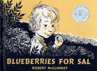 Blueberries for Salby Robert McCloskey