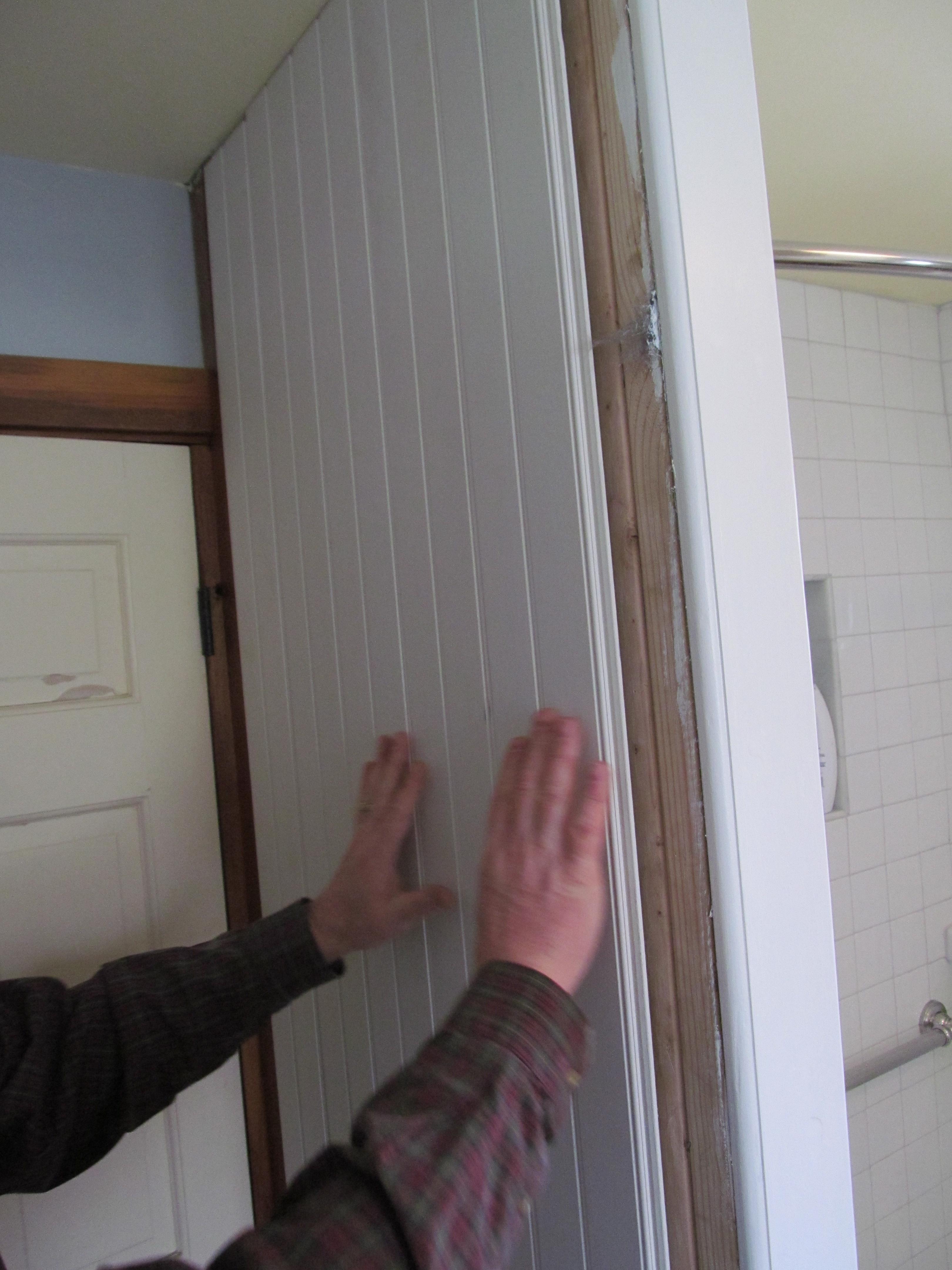 Projects   Henbogle. Waterproof Bathroom Wall Panels Lowes   Rukinet com